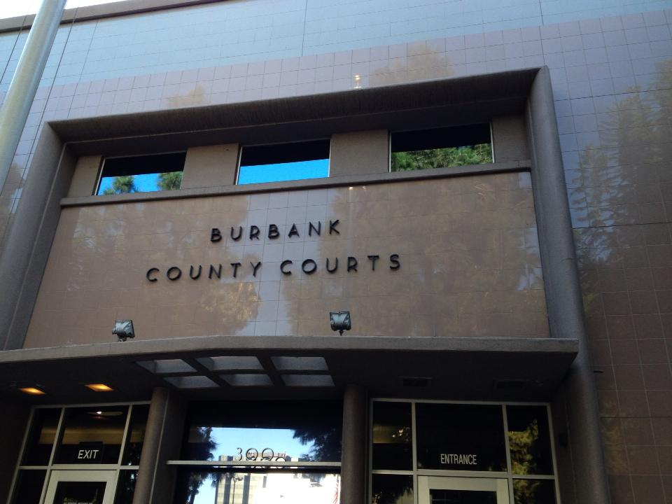 Burbank Superior Court